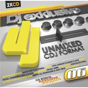 DJ Exklusive 06 (2CD)