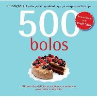 500 Receitas: Bolos