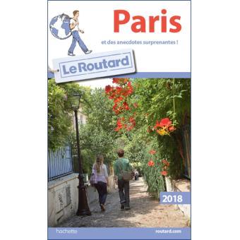 Guide Le Routard - Paris 2018