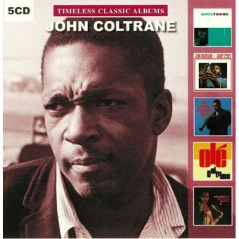 Timeless Classic Albums: John Coltrane Vol 2 - 5CD