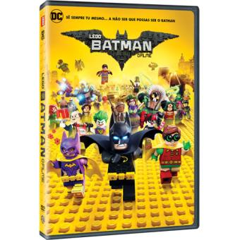 LEGO Batman: O Filme (DVD)