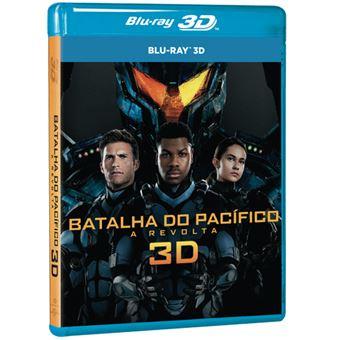 Batalha do Pacífico: A Revolta - Blu-ray 3D