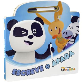 Canal Panda - Escreve e Apaga