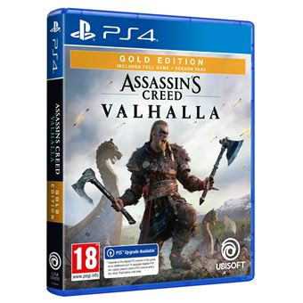 Assassin's Creed Valhalla Gold - PS4