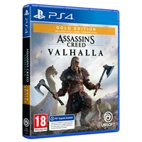 Assassin's Creed Valhalla Gold PS4