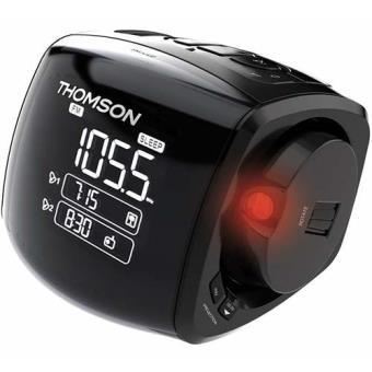 Thomson Rádio Relógio CP280 (Preto)