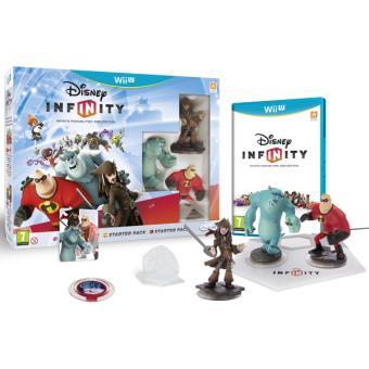 Disney Infinity - Starter Pack Wii U