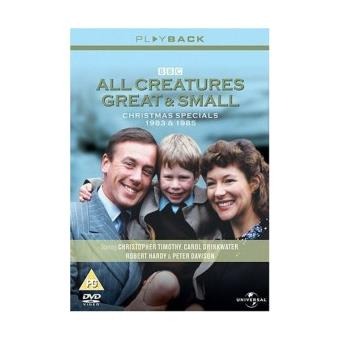 All Creatures Great & Small - Christmas Specials
