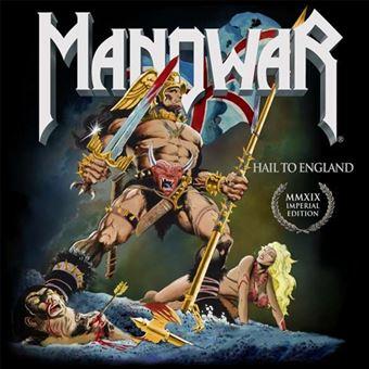 Hail to England - CD
