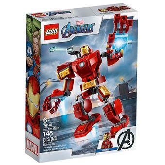 LEGO Marvel Avengers Movie 4 76140 Iron Man Mech