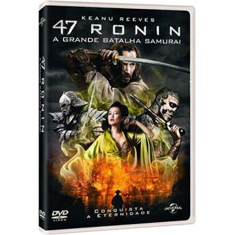 47 Ronin: A Grande Batalha Samurai - DVD
