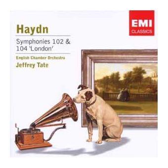 Symphonies No.102 & 104-l