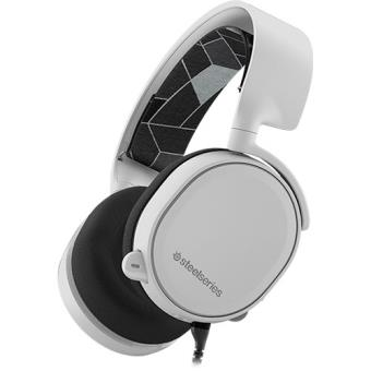 Auscultadores Gaming Steelseries Artics 3 - Branco