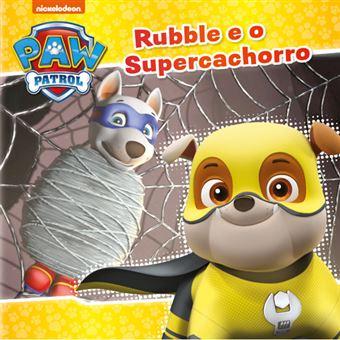 Patrulha Pata: Rubble e o Supercachorro
