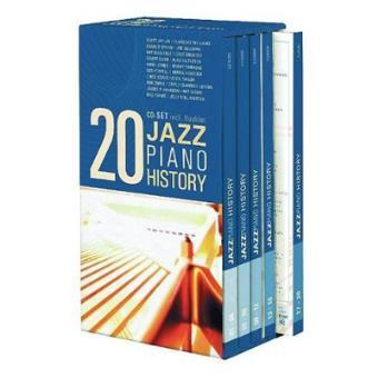 Jazz Piano History (Deluxe Edition 20CD)