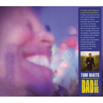 Bad as Me - Remastered LP 180g