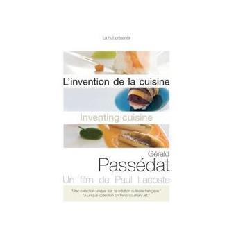 Invention de la Cuisine - Gerald Passedat