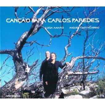 Canções para Carlos Paredes