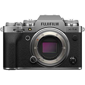Fujifilm X-T4 - Corpo - Prateado