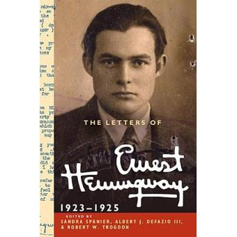 The Letters of Ernest Hemingway Vol 2