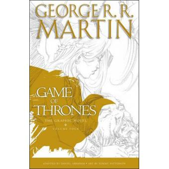A Game of Thrones: Graphic Novel Vol 4