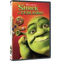 Shrek 3: O Terceiro - DVD