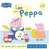 Peppa-leo con peppa 3