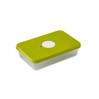 Joseph Joseph Dial Caixa Retangular 2,4 l Verde, Transparente 1 peça(s)
