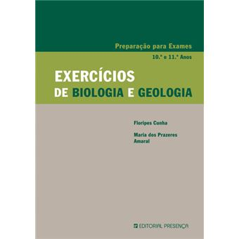 Preparação Para Exames: Exercícios de Biologia e Geologia 10º e 11º Anos/ 11º e 12º Anos