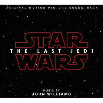 BSO Star Wars: The Last Jedi  - CD
