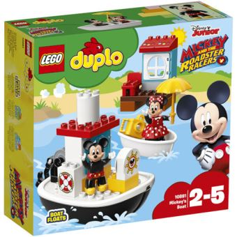 LEGO DUPLO Disney 10881 O Barco do Mickey