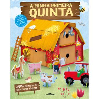6da159475 A Minha Primeira Quinta - Valentina Manuzzato - Compra Livros na Fnac.pt