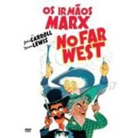 Os Irmãos Marx no Far West - DVD