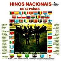 Hinos Nacionais de 42 Países - CD