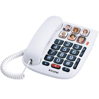 Telefone Fixo Alcatel TMax 10