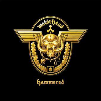 Hammered - CD