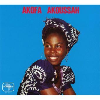 Akofa Akoussah - LP 12''