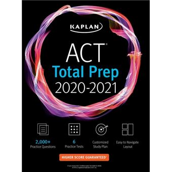Act total prep 2020-2021