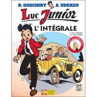 Luc Junior l`Intégrale