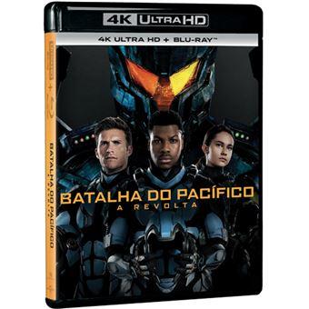 Batalha do Pacífico: A Revolta - 4K Ultra HD + Blu-ray