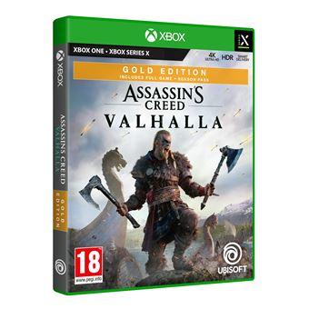 Assassin's Creed Valhalla Gold  XB1