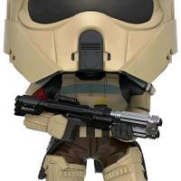 FunKo Pop!: Star Wars Scarif Stormtrooper Figura Vinyl - 156