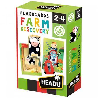 Flashcards Farm Discover