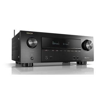 Denon AVR-X2500H 95 W 7.1 canais Surround Compatibilidade 3D Preto