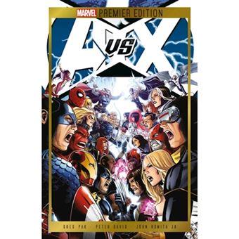 Marvel premium: avengers vs. x-men