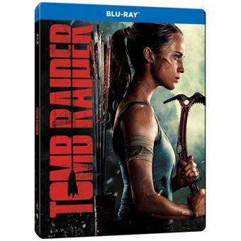 Tomb Raider - Edição Steelbook - Blu-ray