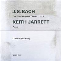 Bach: The Well-Tempered Clavier, Book 1 - 2CD