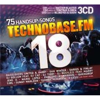 TechnoBase.FM Vol.18 - 3CD
