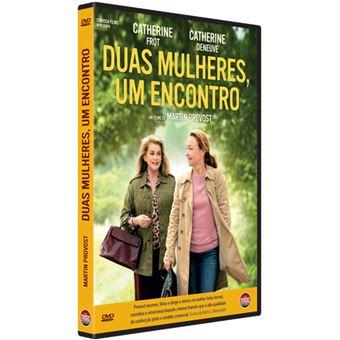 Duas Mulheres, Um Encontro - DVD