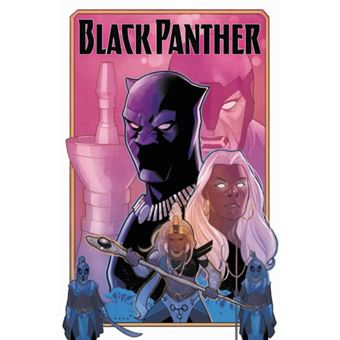 Black panther vol. 2: avengers of t